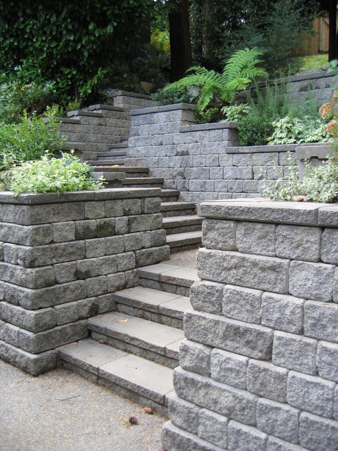 Retaining Walls Mutual Materials