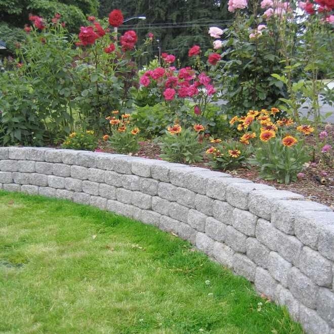 RomanStack® - Retaining Walls - Mutual Materials