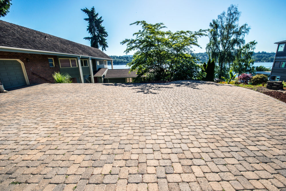 A Paver Patio, Walkway Or Driveway Already Sets Your Home Apart From Others  Using Poured Concrete Or Asphalt. It Gives The Appearance Of Added ...